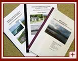[A small selection of Rowan Tree Consulting feasibility studies and interpretive plans produced for clients]